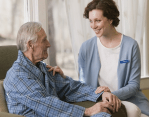We provide 24-hour residential care for seniors with complex care needs.