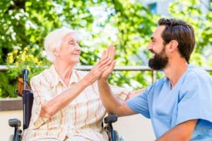 Short-term residential care services are provided, usually for less than three months
