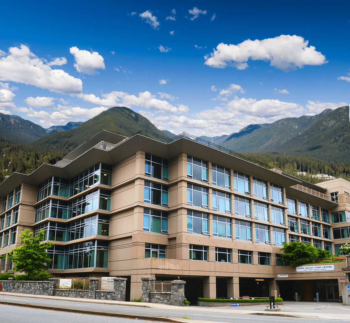 LVCC in North Vancouver | Headquarters on Lynn Valley Rd | Serenity in North Van