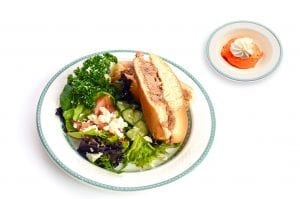 Home cooked meals at Lynn Valley Senior Care Centre.
